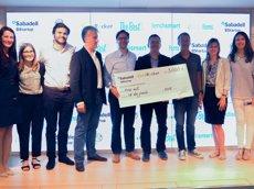 BStartup i SeedRocket trien BotsLover com la millor 'start-up' de 'Venture on the Road' (BANCO SABADELL)