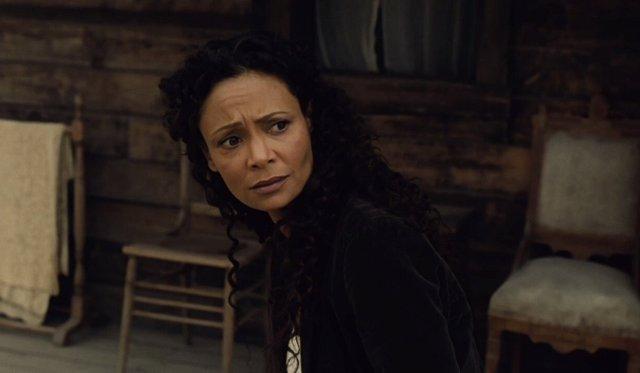 Thandie Newton en Westworld