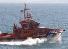 Rescatades 269 persones i recuperats dos cadàvers de 31 pasteres en aigües de l'Estret (SALVAMENTO MARÍTIMO)