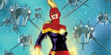 "Brie Larson: Capitana Marvel será tan poderosa que ""moverá planetas"""