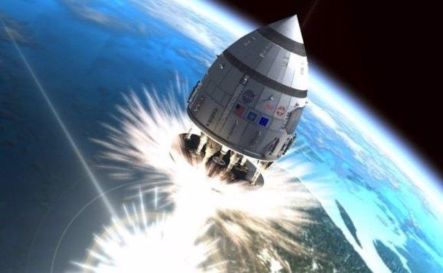 Proyecto Orion de propulsión nuclear