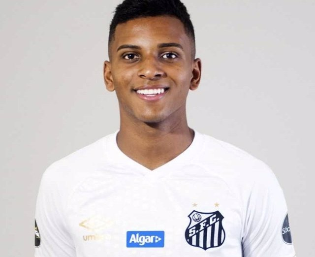 Rodrygo Goes ficha por el Real Madrid