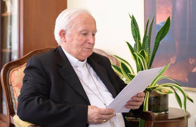 Lectura de la carta del cardenal Cañizares