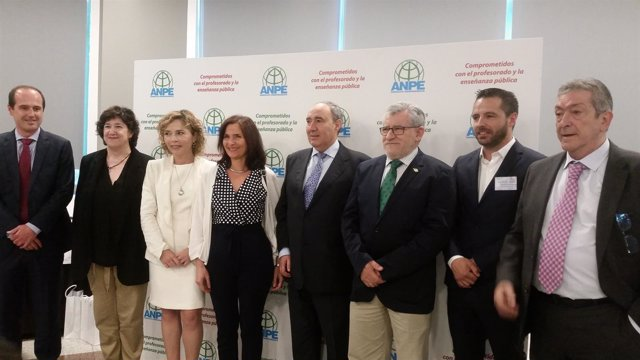 Congreso ANPE en Guadalajara