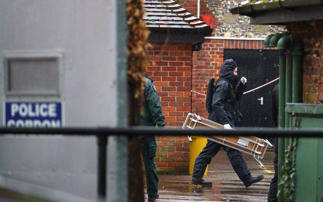La embajada rusa en Londres vuelve a acusar al Gobierno británico de no cooperar en el caso Skripal