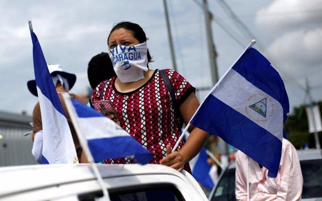 El Gobierno de Nicaragua y grupos civiles acuerdan una investigación sobre las muertes de manifestantes