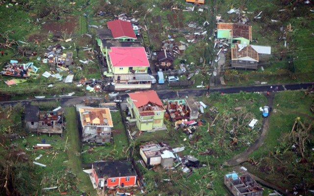 Más de 2.300 personas habrían fallecido en Puerto Rico por el huracán María