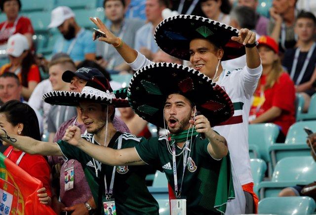 Soccer Football - World Cup - Group B - Portugal vs Spain - Fisht Stadium, Sochi