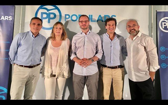 Company pide un PP 'centrado' y 'con emoción' de cara al Congreso Extraordinario