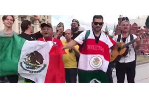Los vídeos más virales de las aficiones iberoamericanas en el Mundial Rusia 2018