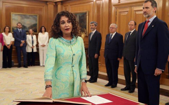 Garzón quiere que el Gobierno del PSOE se comprometa en el Congreso a revisar la regla de gasto