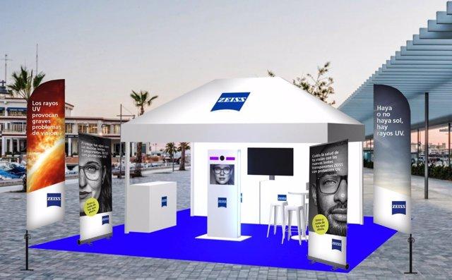 Ópticos y expertos informarán sobre los efectos de los rayos UV en los ojos este jueves en el puerto de Palma