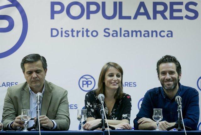 Andrea Levy, Partido Popular