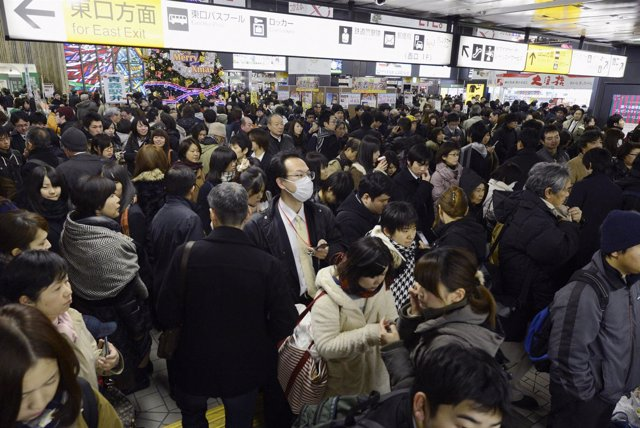 Un terremoto de magnitud 6,1 en la región japonesa de Osaka deja tres muertos y más de 200 heridos