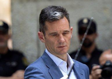 Urdangarin ingressa a la presó de Brieva (Àvila) per complir la condemna pel cas Nóos (IÑAKI URDANGARIN/ EUROPAPRESS)