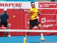 Federer recupera el número u i Munar s'estrena en el 'Top 100' mundial (TORNEO EL ESPINAR - Archivo)