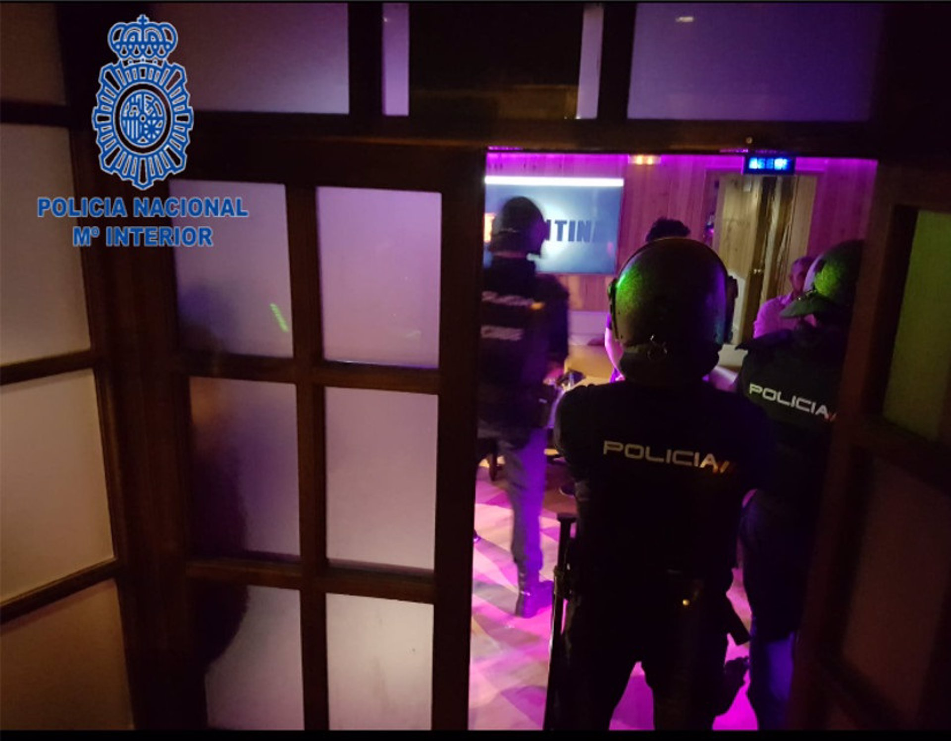 Detienen en Palma a una persona en un operativo contra el tráfico de estupefacientes en locales de ocio