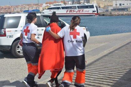 Cruz Roja lleva atendidos a 16.500 solicitantes de asilo y refugiados en lo que va de año