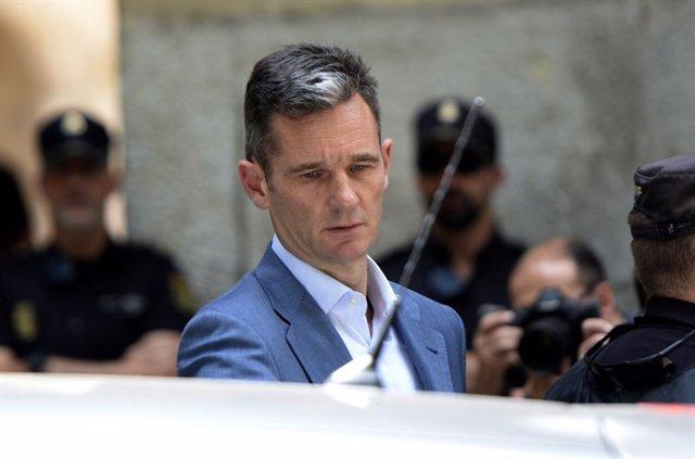La cárcel de Brieva comunica oficialmente a la Audiencia Provincial el ingreso en prisión de Urdangarin