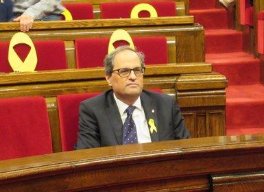 """El Govern avisa Sánchez que vol parlar de dret a decidir i de la """"repressió"""" (Europa Press)"""