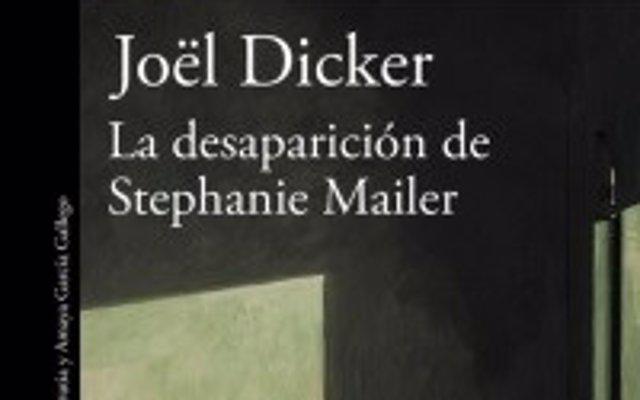 Joël Dicker publica la novela negra 'La desaparición de Stephanie Mailer': 'La gente trata cada vez peor a la cultura'