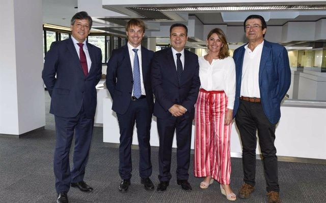 CaixaBank y el Consorcio de la Zona Franca de Barcelona patrocinarán el BMP 2018