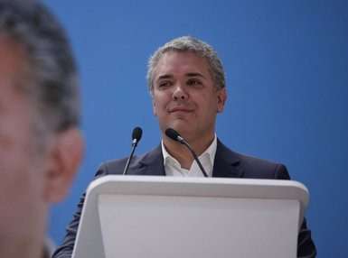 Iván Duque, triat president de Colòmbia (TWITTER - Archivo)