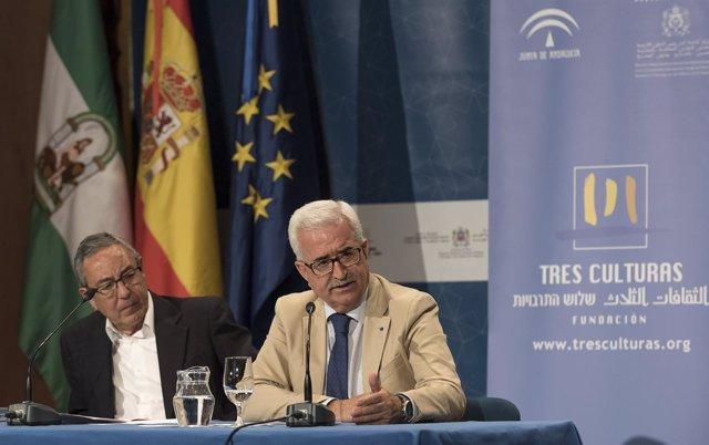 Jiménez Barrios presenta el Congreso Mundial sobre Estudios de Oriente Próximo