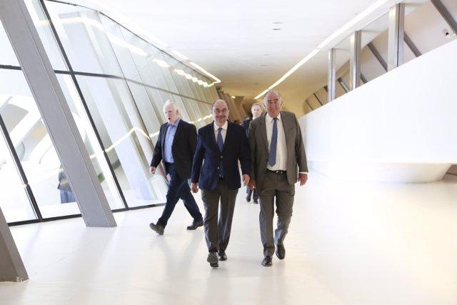 El proyecto impulsará el sector de la autonoción en Aragón