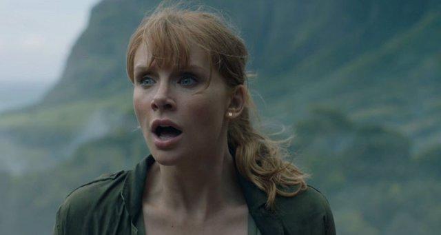 Bryce Dallas Howard En Jurassic World 2
