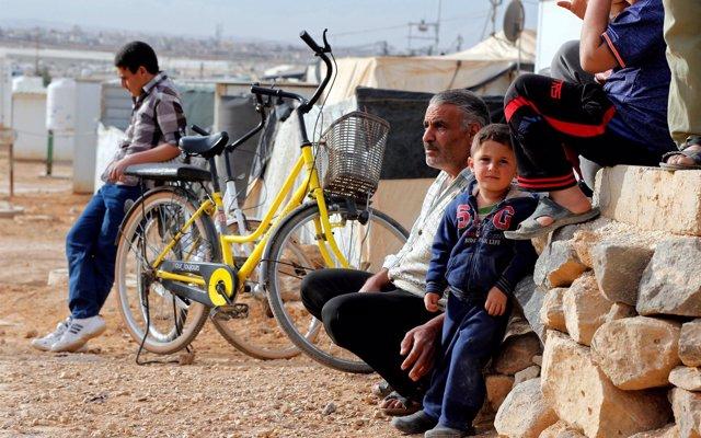 ACH alerta de que 'el aumento de refugiados está aumentando las cifras de hambre en el mundo'