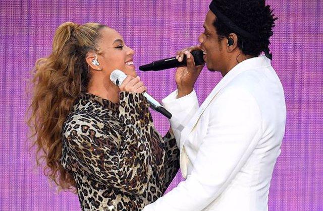 Beyonce y Jay-Z
