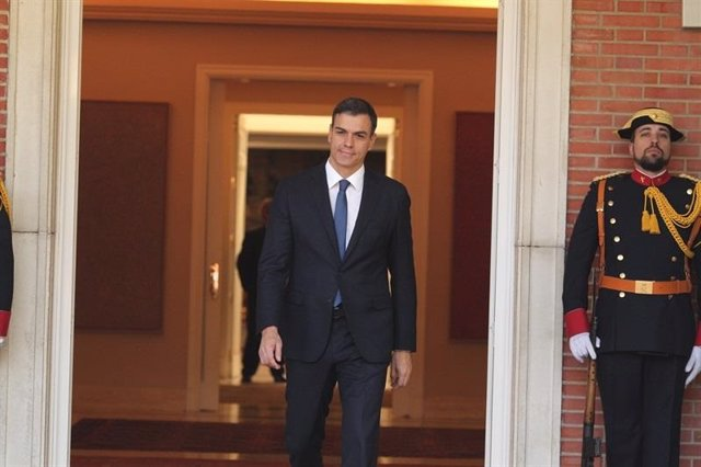 Presidente Pedro Sánchez