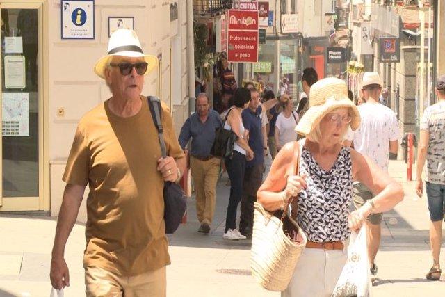 Primera ola de calor en Extremadura