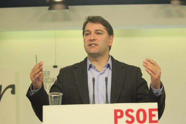 Manuel de la Rocha, director general del Departamento de Asuntos Económicos
