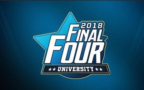 Final Four de University Esports 2018