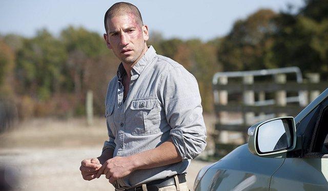 Jon Bernthal en The Walking Dead