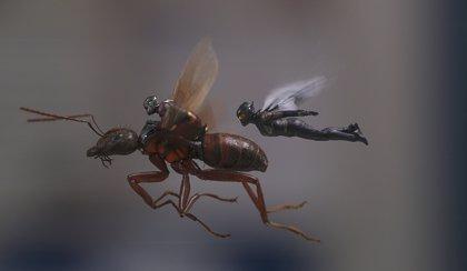 Revelada la duración de Ant-Man y La Avispa