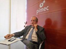 González assumeix un altre mandat a Pimec i desitja una transició per trobar successor (Europa Press)