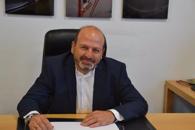 [Grupoextremadura] Reseña Consejo De Gobierno Y Foto Nuevo Director General De L