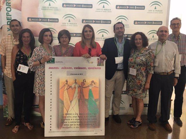 Np Salud Encuentro Grupos Socioeductivos Mujeres