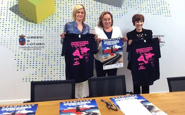 250 escolares participarán en el Campeonato de España de Bádminton de selecciones autonómicas