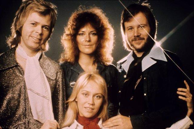 El grupo sueco Abba