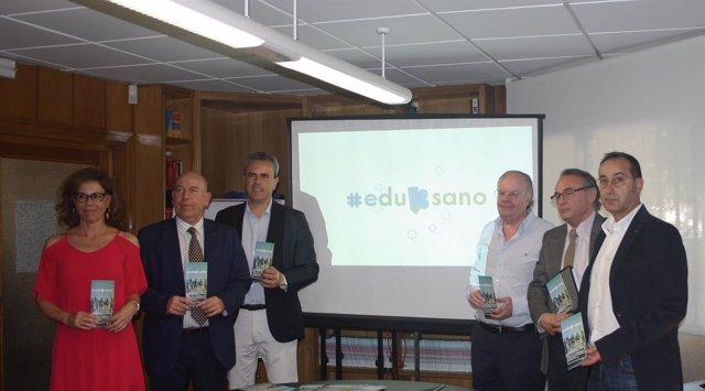 Presentación del proyecto EduKsano