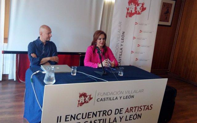 Segovia acoge por segundo año el encuentro de artistas plásticos de la Fundación Villalar-Castilla y León
