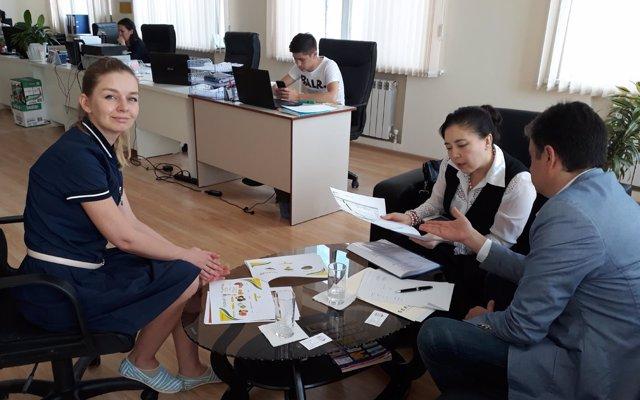 Empresas agroalimentarias buscan oportunidades de negocio en Kazajistán