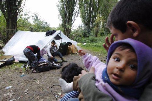 Expulsión de gitanos de Francia
