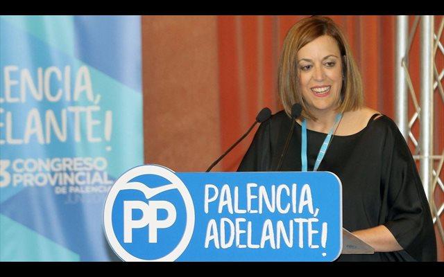 Armisén desea suerte a los candidatos y asegura que serán los afiliados quienes elijan al líder del PP