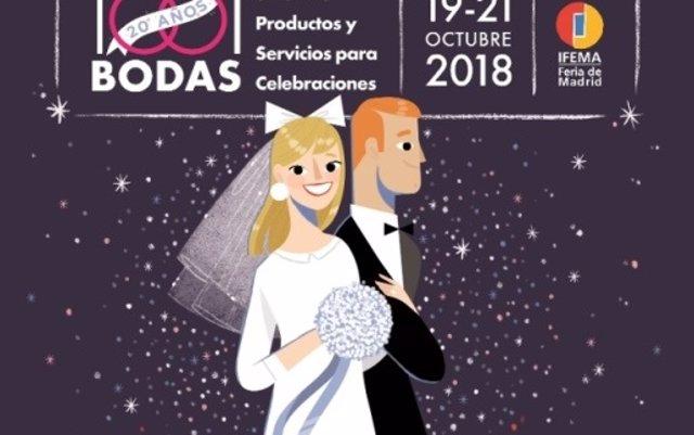 Diseñadores emergentes tendrán espacio en la XX edición de 1001 bodas
