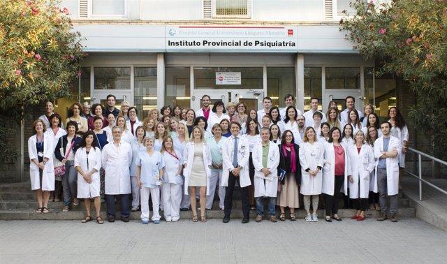 Grupo de Psiquiatría del Hospital Gregorio Marañón